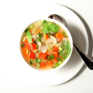 sqeasy vegetable soup